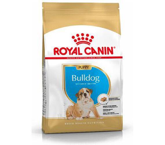Royal Canin Breed Buldog Puppy/Junior 3kg