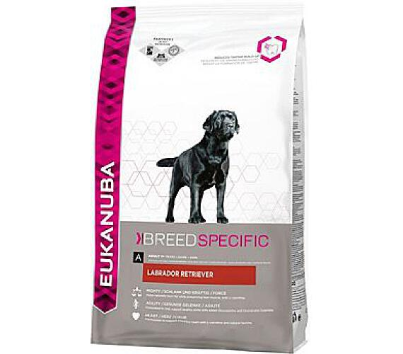 Eukanuba Dog Breed N. Labrador Retriever 12kg