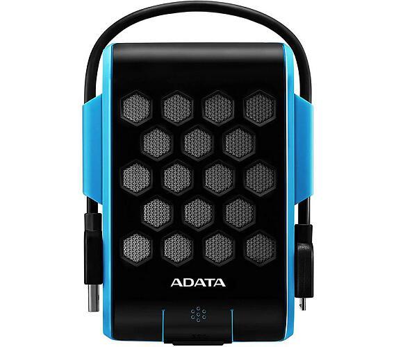 """ADATA externí HDD HD720 2TB 2,5"""" USB 3.0 Modrý (AHD720-2TU31-CBL)"""