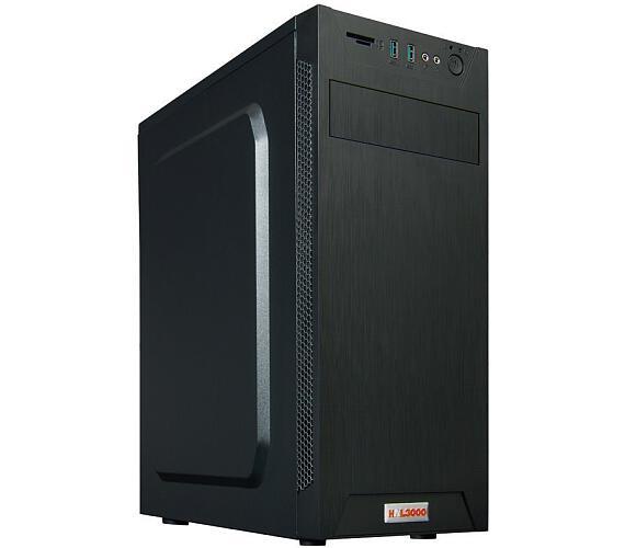 HAL3000 Enterprice Gamer AMD RX / AMD Ryzen 3 1200/ 8GB/ RX 570/ 240GB SSD + 1TB HDD/ W10 (PCHS2406)