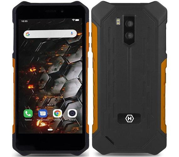 myPhone Hammer Iron 3 LTE oranžový + DOPRAVA ZDARMA