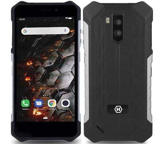 myPhone Hammer Iron 3 LTE stříbrný + DOPRAVA ZDARMA