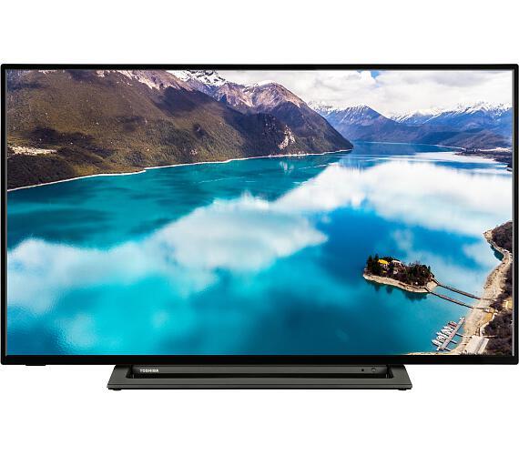 43LL3A63DG SMART FHD TV T2/C/S2 Toshiba + DVB-T2 OVĚŘENO