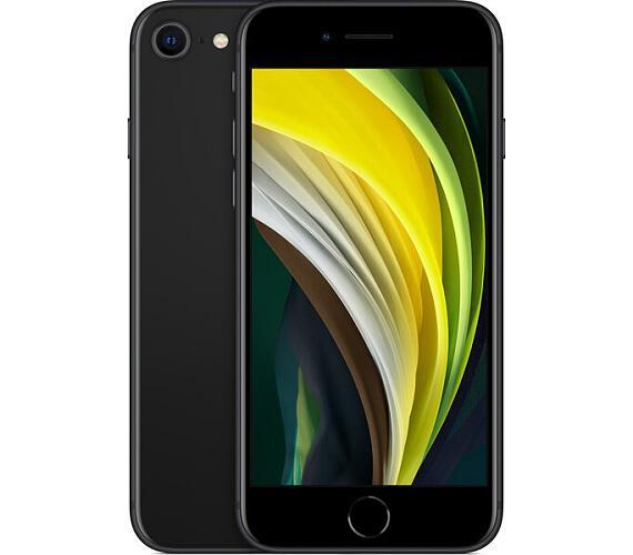 Apple iPhone SE (2020) 64GB černý