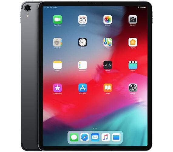 """Apple iPad Pro 12,9"""" 512 GB Wi-Fi + Cellular vesmírně šedý (2018)"""