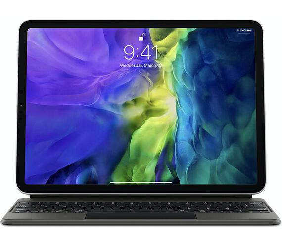 """Apple iPad Pro 11"""" (2020/2018) Magic Keyboard s CZ klávesnicí šedá"""
