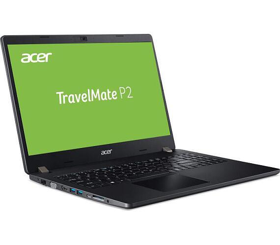 """Acer NTB (TMP215-52G-56AV) - i5-10210U,8GB DDR4,512GB SSD,15,6"""" FHD IPS Acer ComfyView LCD,MX230 2G-GDDR5,W10P,černá (NX.VLKEC.003) + DOPRAVA ZDARMA"""