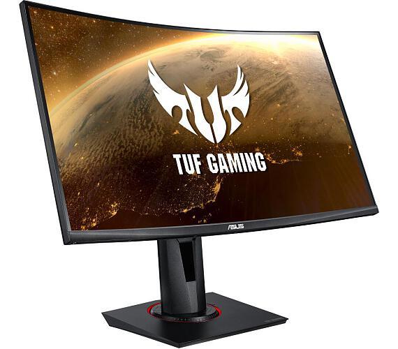 """Asus LCD 27"""" VG27VQ 1920x1080 TUF Gaming Curved Gaming VA 165Hz 1ms MPRT DP HDMI DVI FreeSync REPRO (90LM0510-B01E70)"""