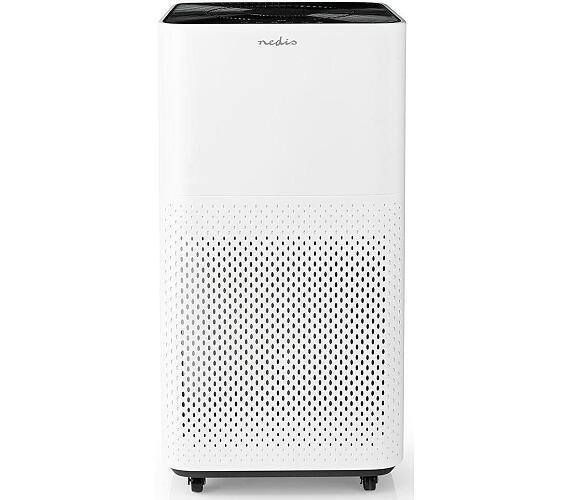 NEDIS AIPU300CWT - Čistič Vzduchu / 45 m2 / 30–54 dB / Indikátor Kvality Vzduchu + DOPRAVA ZDARMA