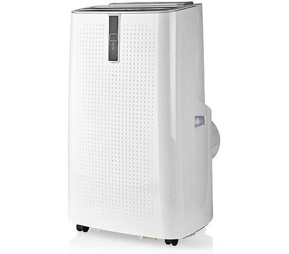 NEDIS ACMB1WT12 - Mobilní Klimatizace / 12 000 BTU / Energetická třída A / Dálkový ovladač / Funkce Časovače