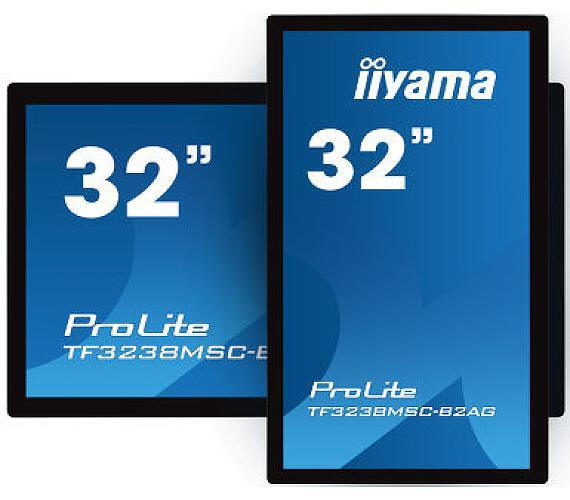 IIYAMA TF3238MSC-B2AG + DOPRAVA ZDARMA