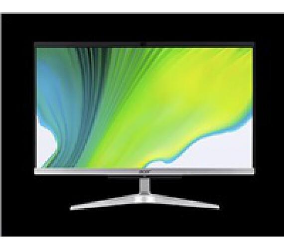 "Acer PC AiO C24-963 - i3-1005G1,4GB DDR4,256GB SSD,23.8"" TFT Colour LCD LED FHD,UHD Graphics,W10H (DQ.BEQEC.001)"