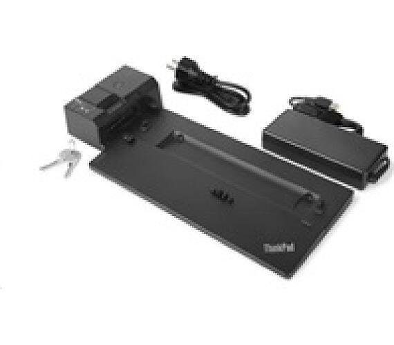Lenovo ThinkPad Pro Docking Station 135W - L490,L590,T490(s),T590,P43,P52s,P53s,X390,X395,X1 Carbon(6gen a 7gen),X1 Yoga (40AH0135EU) + DOPRAVA ZDARMA