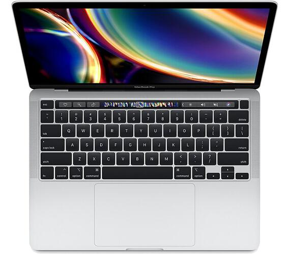 "Apple MacBook Pro 13,3"" Touch Bar / 2,0GHz / 16GB / 512GB stříbrná (2020)"