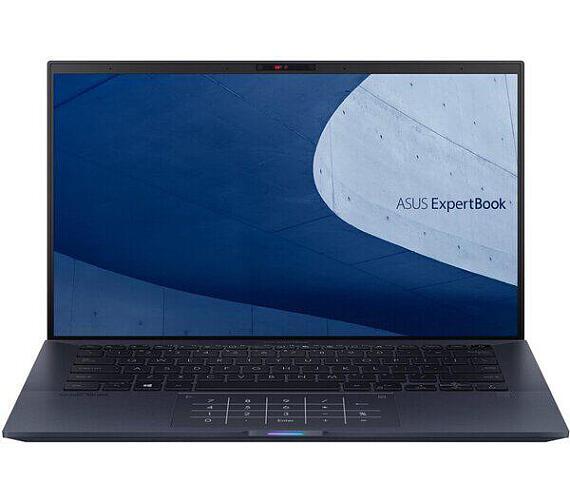 "Asus Commercial NB B9450FA - 14""/i7-10510U/16GB/512GB SSD/TPM/W10 Pro (Black) + 2 roky NBD ON-SITE (B9450FA-BM0609R)"