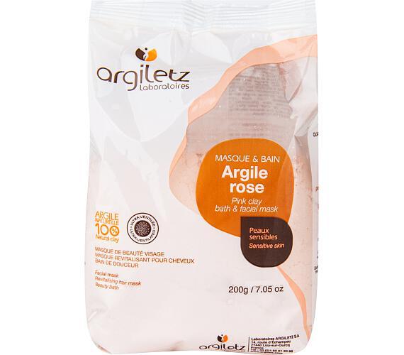 Argiletz ultra ventilovaný maska & koupel (citlivá pleť) 200 g