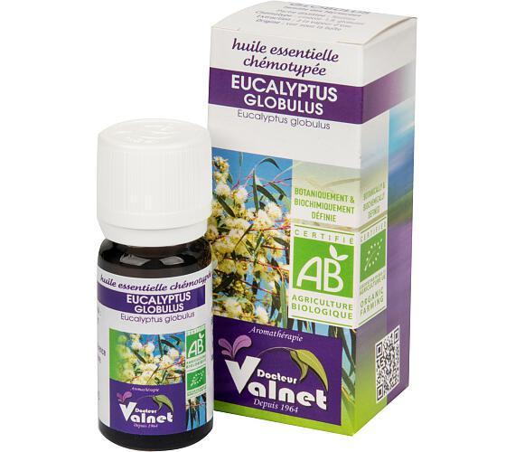 Éterický olej eukalyptus globulus 10 ml BIO DOCTEUR VALNET