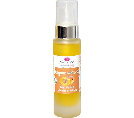Emma Noël Olej pleťový meruňkové pecky 50 ml BIO EMMA NOËL