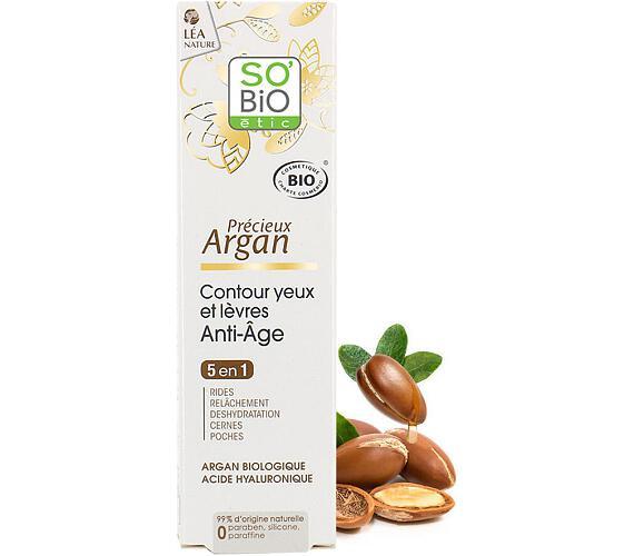 So Bio 15 ml BIO Anti-Age Precieux Argan