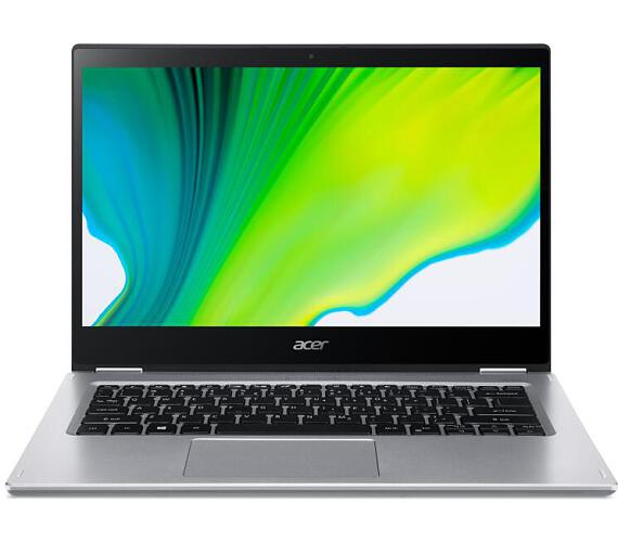 "Acer NTB SP314-54N-54RU - i5-1035G1,14"" FHD IPS Touch CineCrystal LCD,8GB DDR4,512GB SSD,UHD Graphics,W10H,stříbrná (NX.HQ7EC.003) + DOPRAVA ZDARMA"