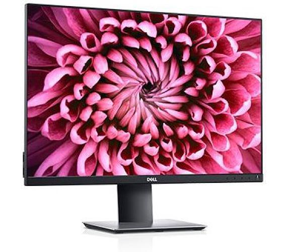 "Dell P2421 24"" wide/8ms/1000:1/1920x1200/DVI/HDMI/DP/VGA/USB/IPS panel/cerny (210-AWLE)"