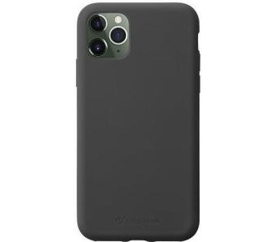 CellularLine SENSATION ochranný silikonový kryt iPhone 6/7/8/SE (2020) černý + DOPRAVA ZDARMA