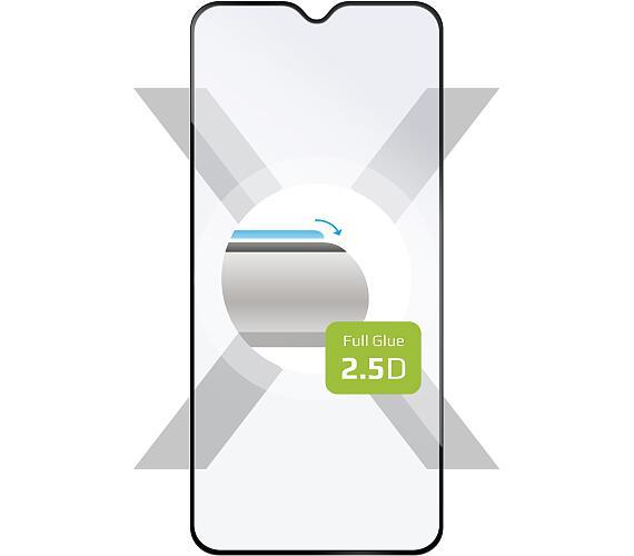 FIXED 2,5D Full Glue-Cover tvrzené sklo 0,33mm Xiaomi Redmi 8/8A černé