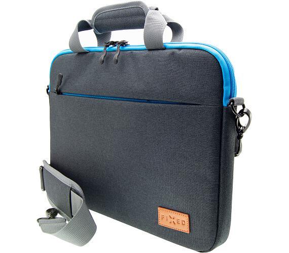 """FIXED Urban nylonová taška pro tablety a netbooky do 15,6"""" černá + DOPRAVA ZDARMA"""