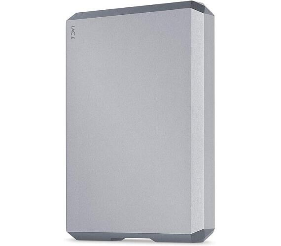 LACIE Mobile Drive 4TB USB C 3.1 vesmírně šedý