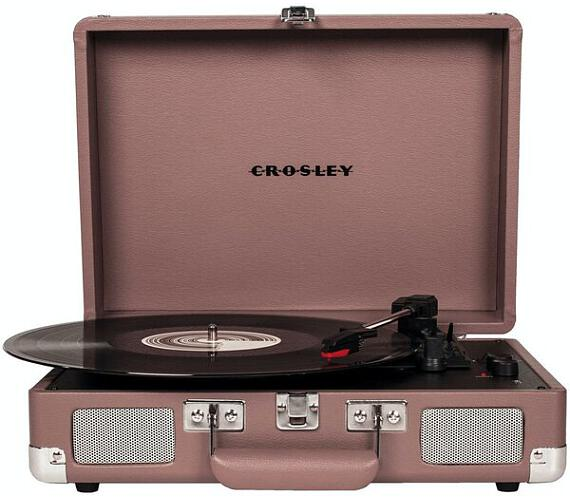 Crosley Cruiser Deluxe Purple ash