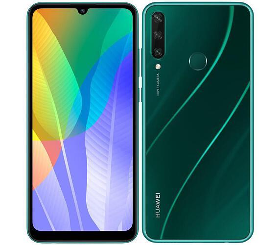 HUAWEI Y6P DualSIM gsm tel. Emerald Green + DOPRAVA ZDARMA