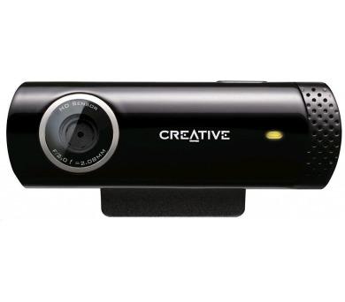 Creative Labs Live! Cam Chat - černá + DOPRAVA ZDARMA