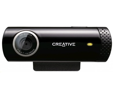 Creative Labs Live!Cam Chat - černá + DOPRAVA ZDARMA