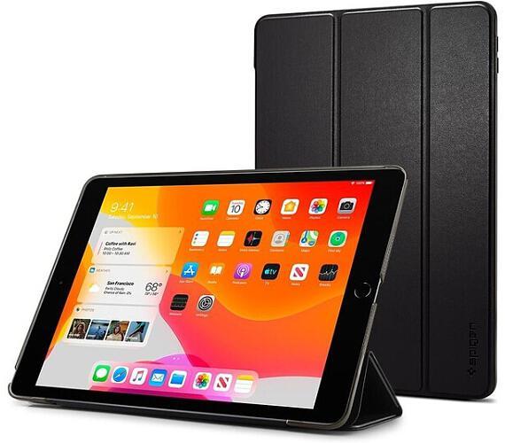 """Spigen Smart Fold pouzdro iPad 10.2"""" černé (ACS00373)"""