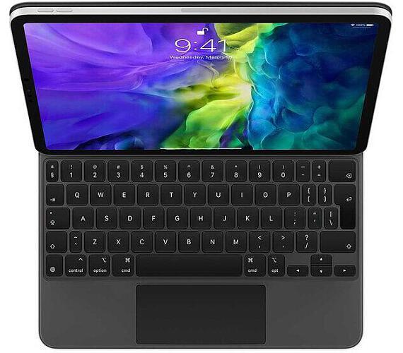 """Apple iPad Pro 11"""" (2020/2018) Magic Keyboard mezinárodní angličtina šedá (mxqt2z/a)"""