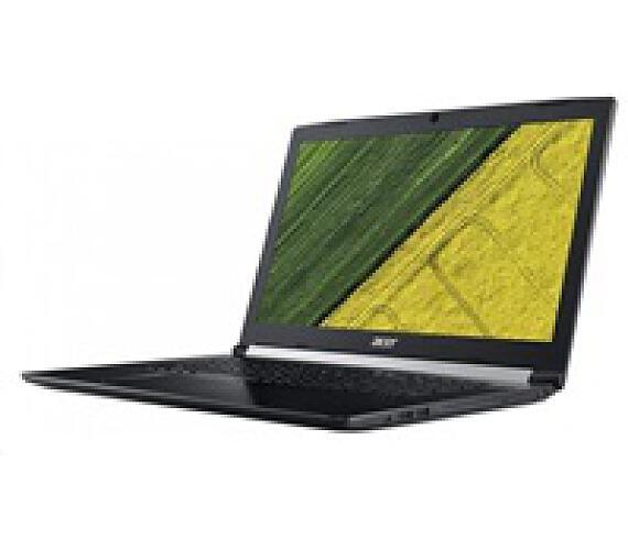 """Acer NTB Aspire 5 (A517-51G-38U1) - i3-7020U,17.3""""FHD IPS,8GB,512SSD,GeForce MX130 2GB,W10H,černá (NX.H9GEC.002)"""