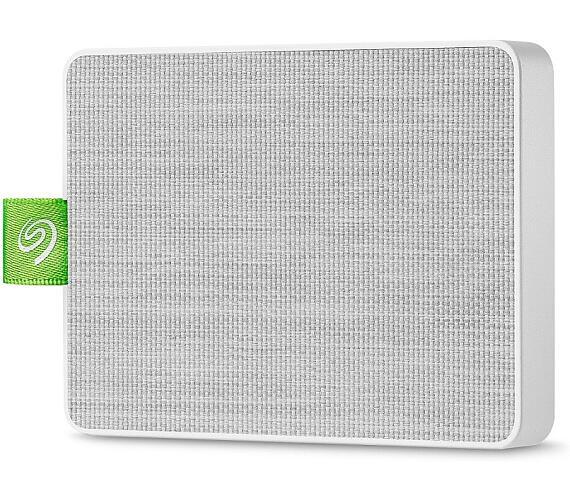 Seagate Ultra Touch SSD 500GB bílá (STJW500400)