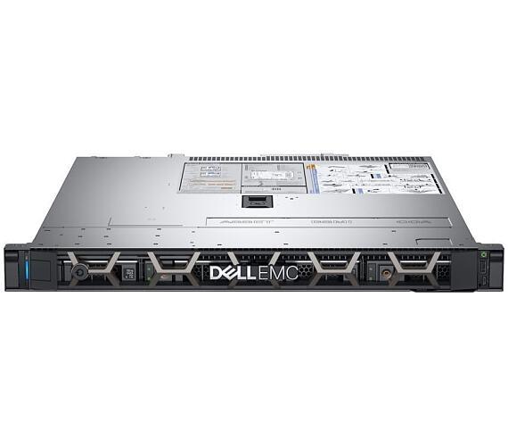 "Dell PowerEdge R340/ Xeon E-2234/ 16GB/ 2x 2TB 7.2k NLSAS 3.5""/ H330/2x 350W/ iDRAC 9 Enterprise/ 3Y Basic NBD on-site (N0JWX)"