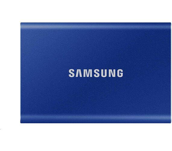 Samsung Externí SSD disk 500 GB modrý (MU-PC500H/WW)