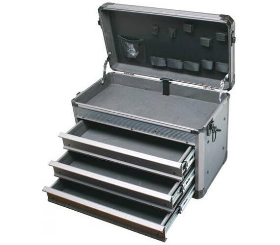 Hliníkový kufr na nářadí 485x260x280mm TC-755 PROSKIT + DOPRAVA ZDARMA