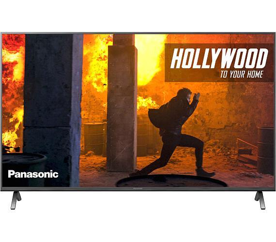 Panasonic TX 49HX900E + DVB-T2 OVĚŘENO