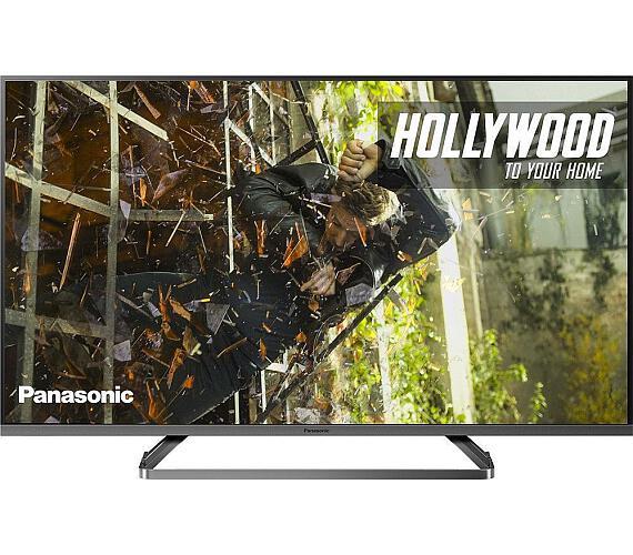 Panasonic TX 40HX810E + DVB-T2 OVĚŘENO + DOPRAVA ZDARMA