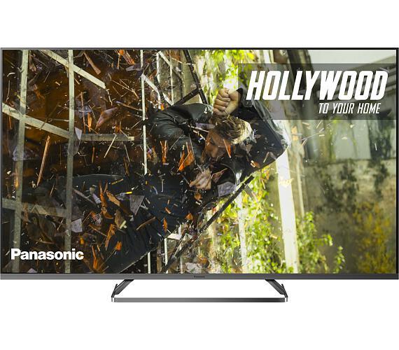 Panasonic TX 58HX810E + DVB-T2 OVĚŘENO + DOPRAVA ZDARMA