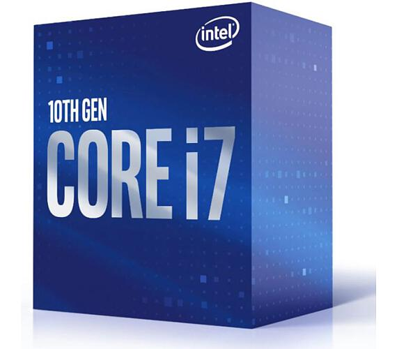 Intel Core i7-10700 BOX (2.9GHz