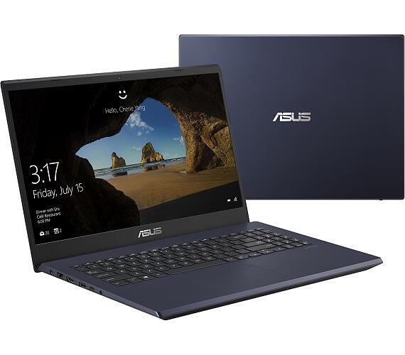 """Asus X571GT-BQ330T i5-8300H/8GB/512GB SSD/GTX 1650/15,6"""" FHD"""