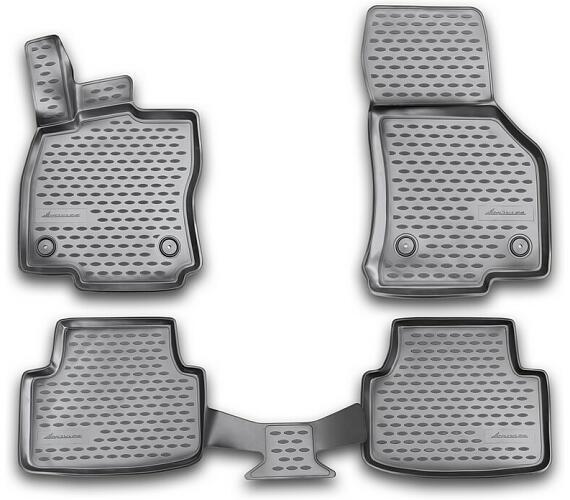 3D Gumové koberce Škoda Octavia + DOPRAVA ZDARMA