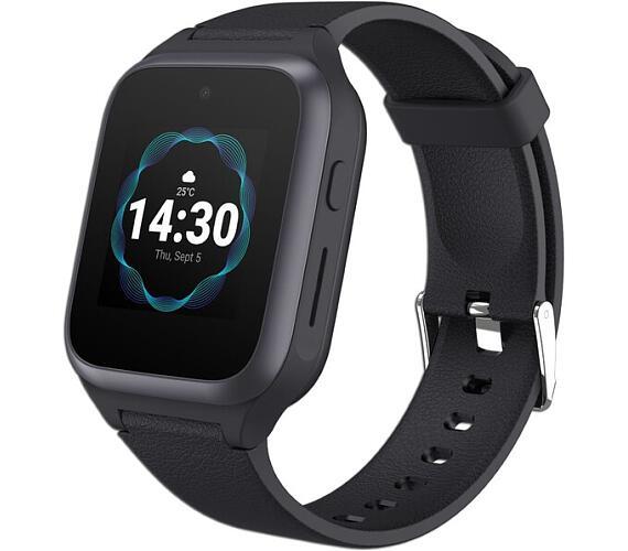 Alcatel/TCL TCL MOVETIME MT40S chytré hodinky pro seniory černé (MT40SX-3ALCCZ1)