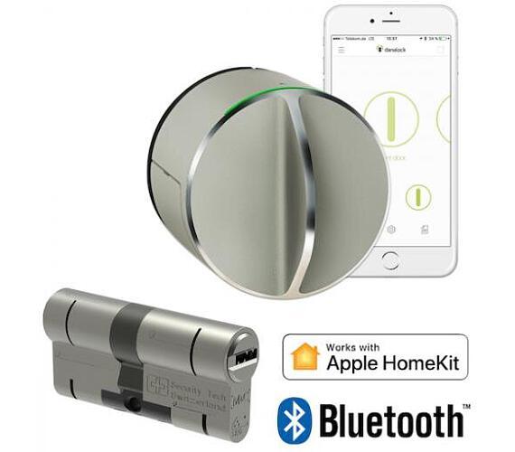 Danalock V3 set Bluetooth & HomeKit chytrý zámek a cylindrická vložka M&C Color (DL-01032070)