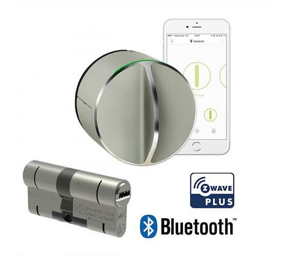 Danalock V3 set Bluetooth & Z-Wave chytrý zámek a cylindrická vložka M&C Color (DL-01032075 )