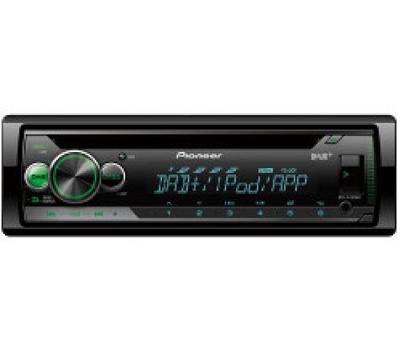 Pioneer DEH-S410DAB 1-DIN autorádio s CD přehrávačem